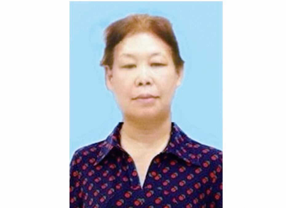 廣州市番禺區法輪功學員劉金煥女士被綁架、構陷到海珠區法院。(明慧網)