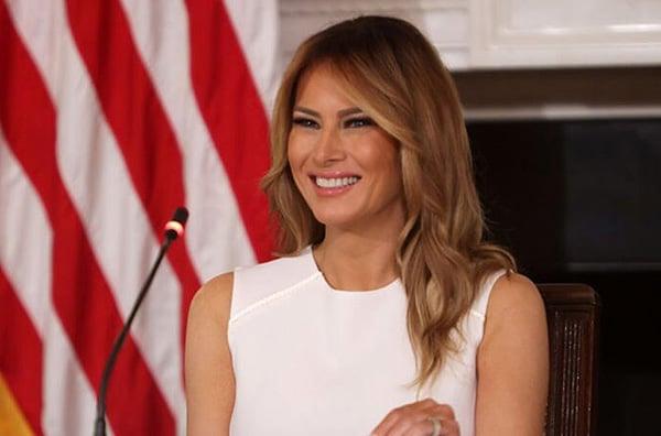 美國第一夫人康復 周二將與特朗普出席競選活動