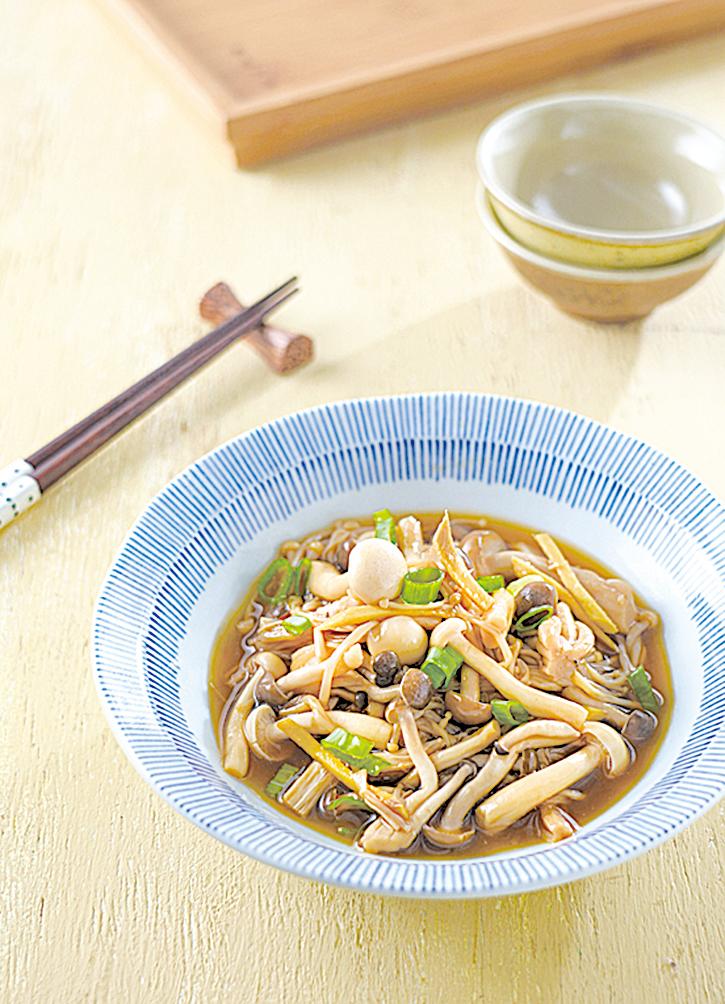 日式小菜野菇佃煮 輕鬆上菜