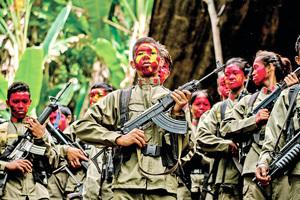 【有冇搞錯 】 「一帶一路」遭毛思想打擊 菲律賓共產黨將襲擊中國企業