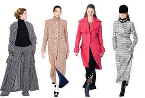 如何選擇一件合適大衣