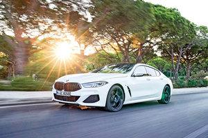 奢華與激情2020 BMW M850i xDrive Gran Coupe