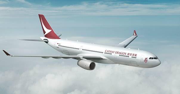 香港國泰航空21日宣佈,即日起結束營運35年的國泰港龍航空公司,航權需要交還給港府。(國泰港龍航空Facebook)