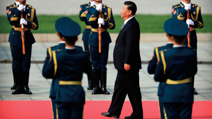 習近平力推抗美援朝   分析:北京已亂了方寸