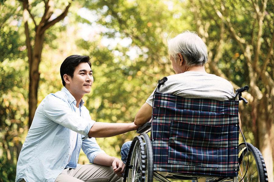 失智老人子女患病風險是多少?