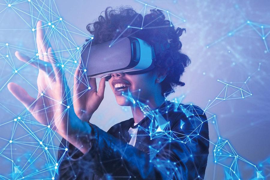 虛擬現實中也可以有觸感