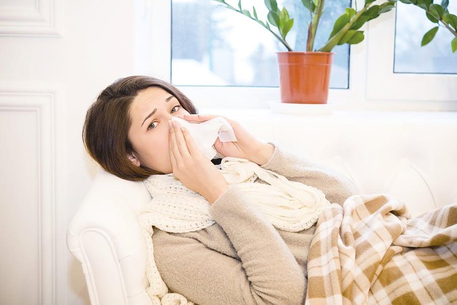 流鼻水鼻塞是 過敏、流感 還是中共肺炎?