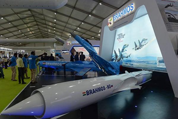 美印升級戰略合作抗共 印度導彈精度大躍升