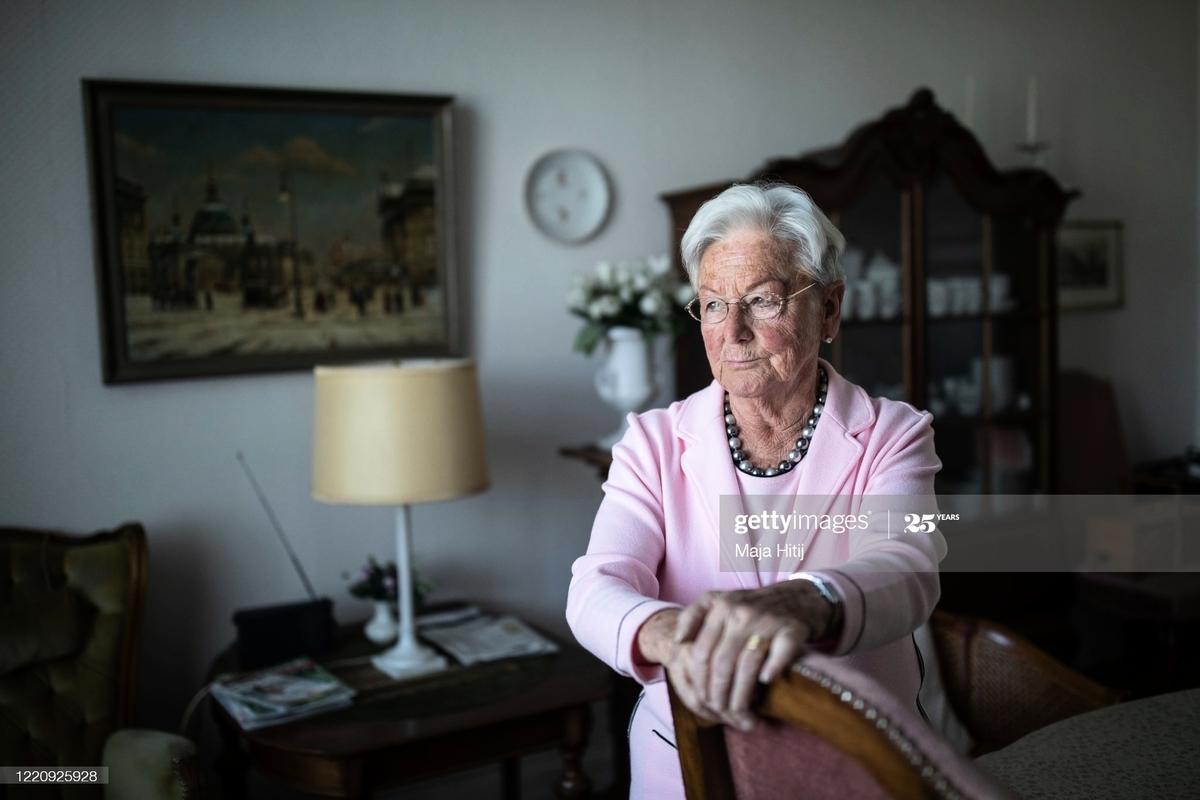 面對老齡社會長者走失的情況可以說是非常嚴重的問題,如何做好預防長者走失的準備,保護好我們的長者。((Photo by Maja Hitij/Getty Images)