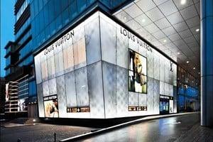 全球百大奢侈品企業 LV連續三年蟬聯榜首