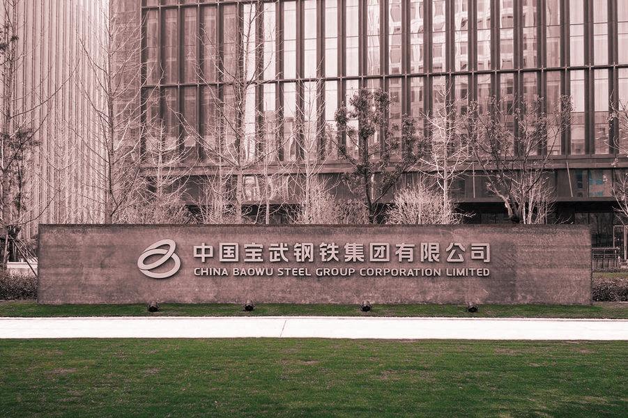 上市成了中共國企分散風險的途徑,寶武近日提出的三年內一級子公司全部上市的目標就是一個例證。(Facebook: Friendly Baowu/大紀元製圖)