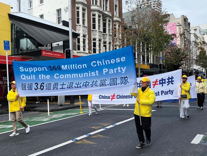 中國民眾退黨訴心聲