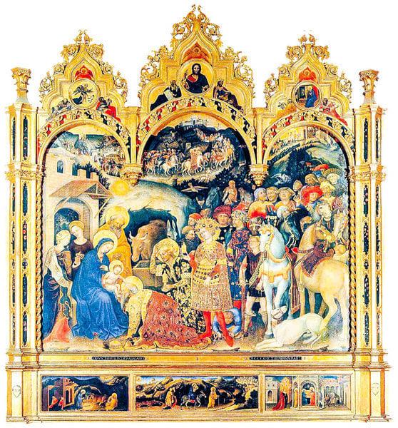 宗教與藝術 天堂印象的不同詮釋
