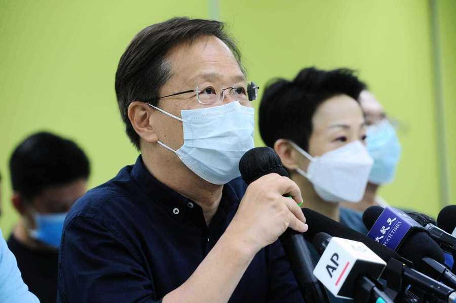 郭家麒回應內地港人免十四日隔離:「極大擔憂」
