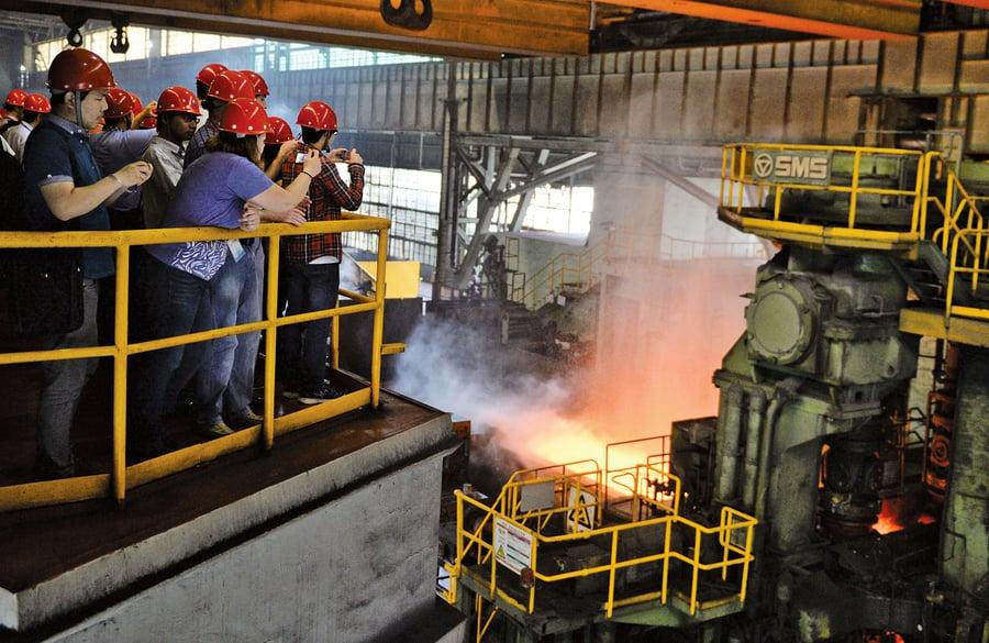 中國鋼鐵出口已陷入困境