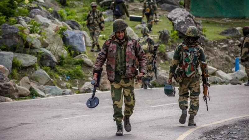 印海軍突擊隊部署中印邊境 設北部司令部對抗共軍