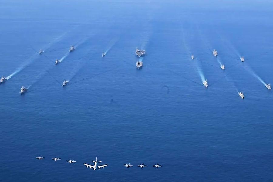 美日四萬六千兵力奪島軍演 駐日美軍司令罕見表態
