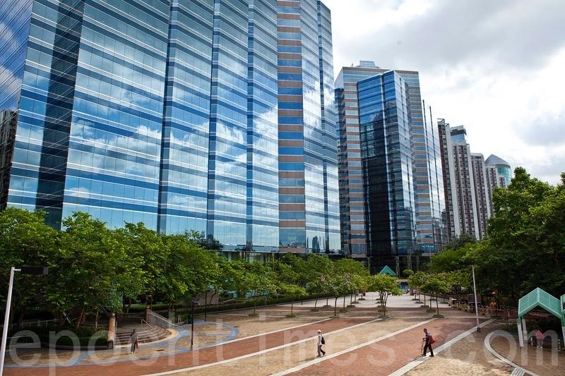 老牌英資企業太古集團近日接連售賣資產,28日再出售市值約100億港元的太古城中心第一座商廈。(大紀元資料圖片)