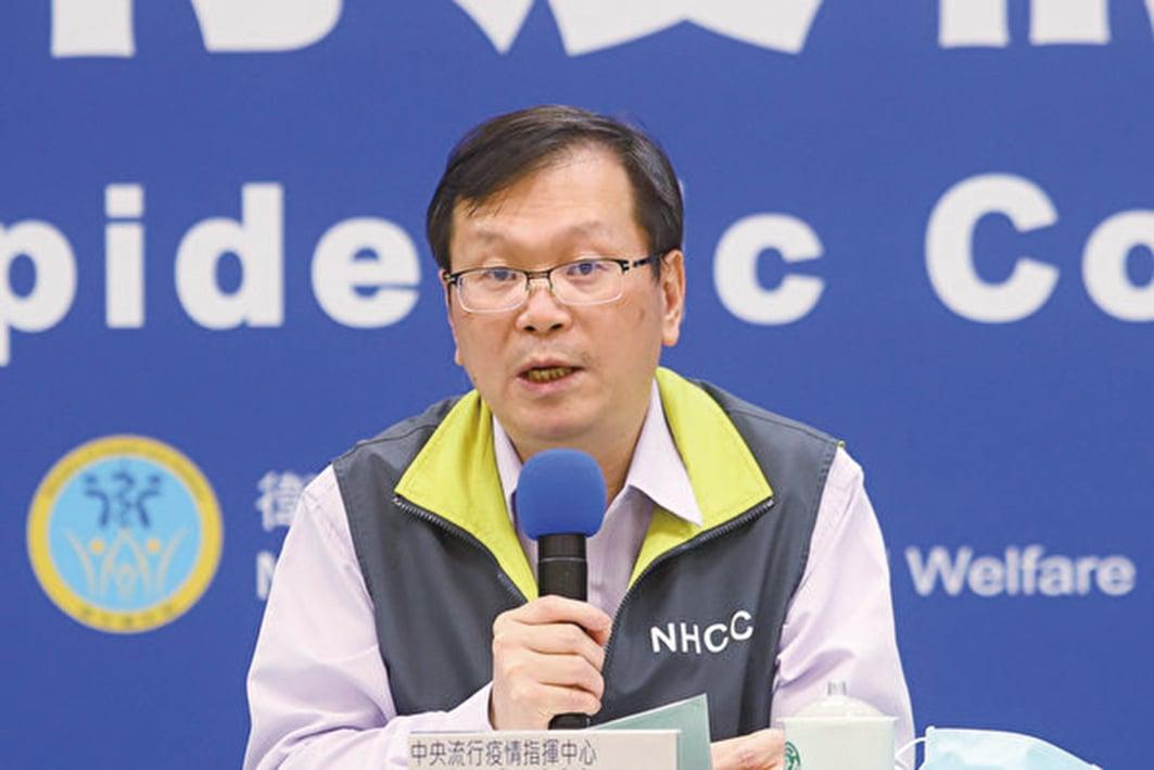 台灣中央流行疫情指揮中心發言人莊人祥10月29日表示,自今年4月13日以來,台灣連續200天沒有本土個案。圖為資料照。(中央社)