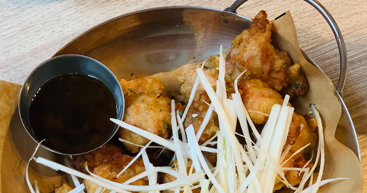 旺角兆萬中心的Yadllie Plate,主打韓式炸雞。(Siu Shan提供)