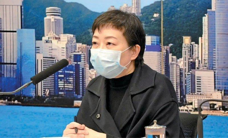 香港機場三警中招中共病毒 張竹君拒講編號