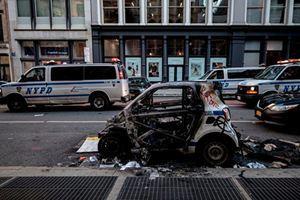 美國警察協會發言人:安提法類似伊斯蘭恐怖組織