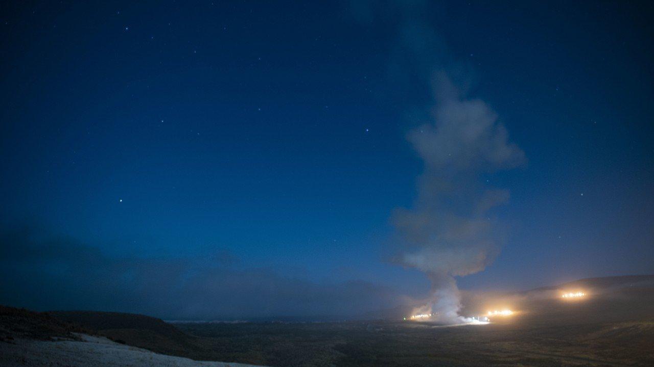 美國空軍8月4日成功試射「民兵-3」型洲際彈道導彈。(美國空軍/公有領域)