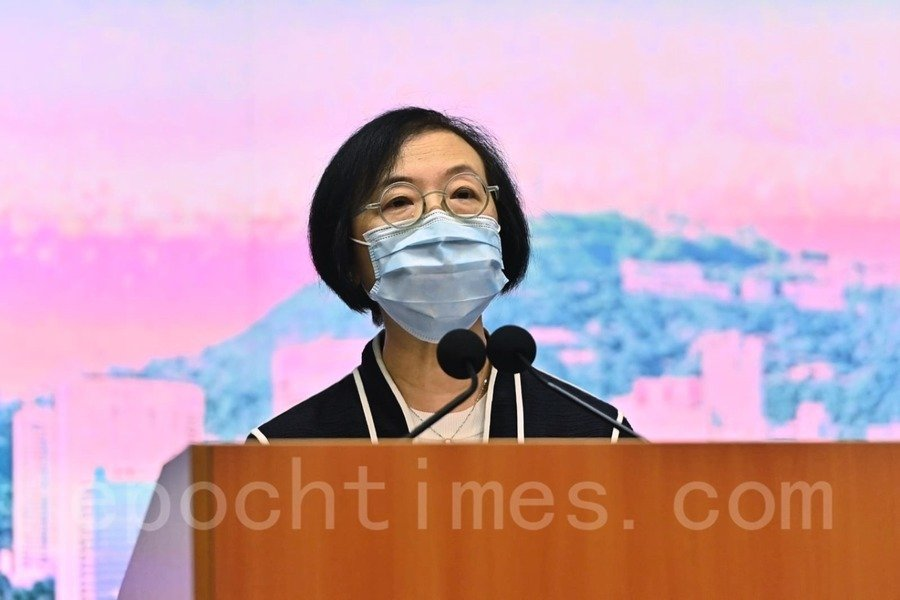 食物及衞生局局長陳肇始。(大紀元資料圖片)