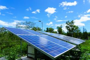 太陽能電池新技術發電效率翻倍
