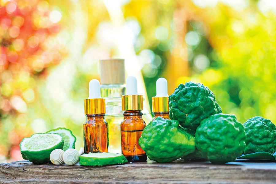 精油香氛療癒身心 克服焦慮找回活力