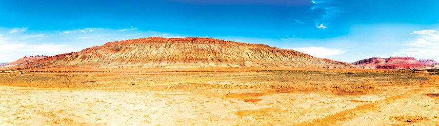 地下工程壯舉 井渠造綠洲 綿延二千年