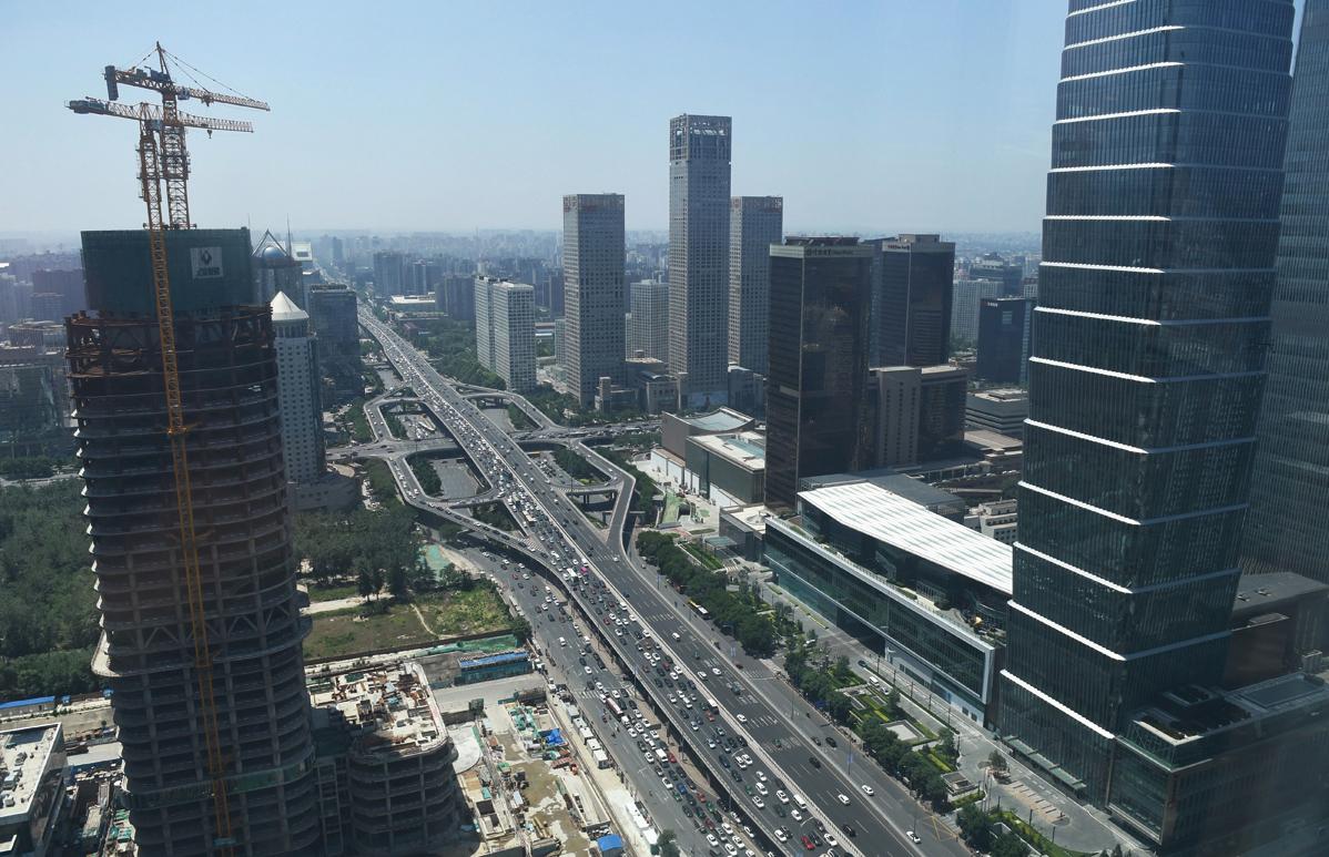 中國經濟更加嚴峻,其中債務問題更是燃眉之急,中國銀行有潛在的系統性風險,房市恐現大量「爛尾樓」。(AFP)