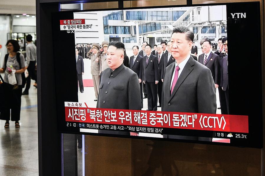 習金抱團 吉林密助朝鮮項目多