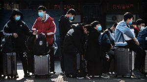 中共新規阻留學生回國 網民:戰狼不是這麼說的
