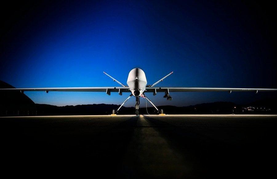 美將售台灣四架「死神」無人機 裝備與日本同級