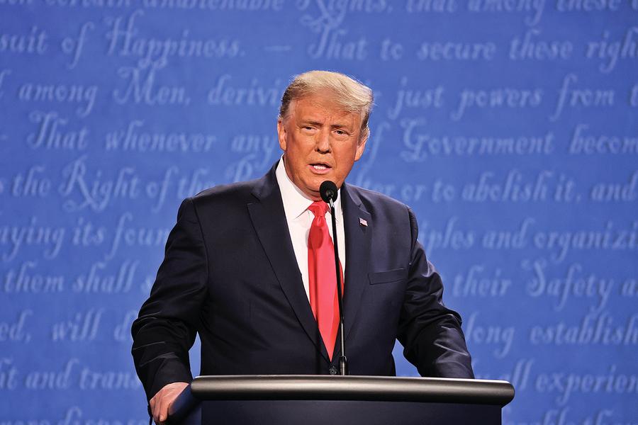 美國應再選特朗普當總統 五個理由