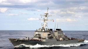 遏阻中共 美日澳印聯合軍演 德軍艦擬印度洋巡邏