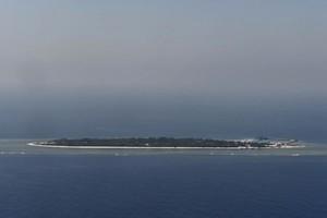 台內政部長率官員專家登太平島 宣示主權