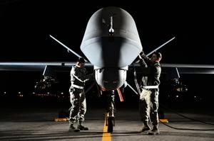 大選投票日 美國宣佈售台值六億美元無人機