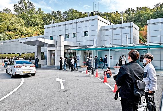 南韓記者確診 曾採訪三星李健熙葬禮
