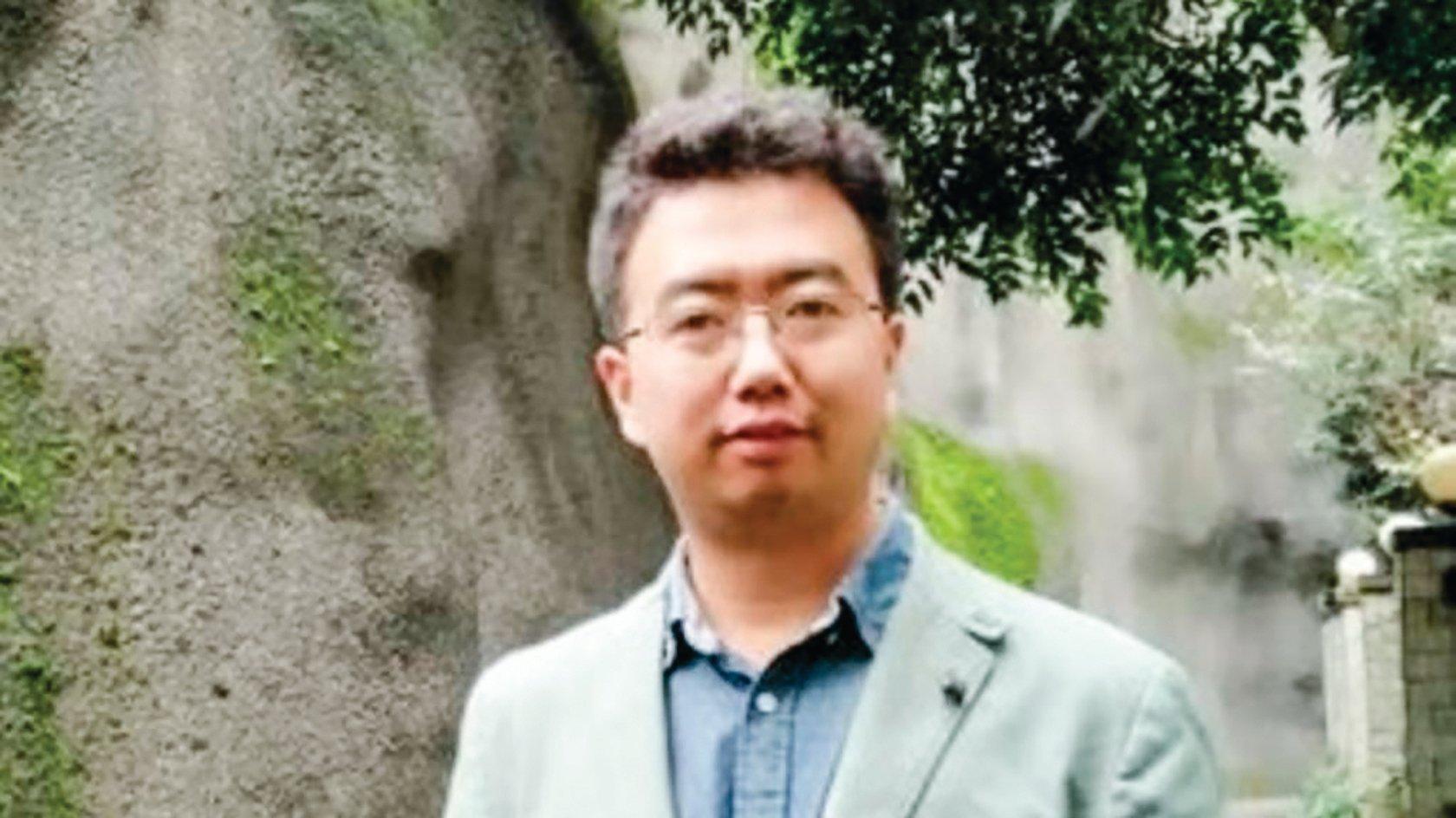 中國陝西人權律師常瑋平。(維權網)