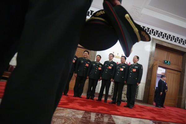 有陸媒發現,習近平上台後,有多個部級官位人事變動頻密。(Feng Li/Getty Images)
