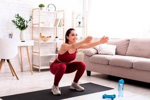 深蹲強化肌力又減脂 掌握動作要領效果加倍