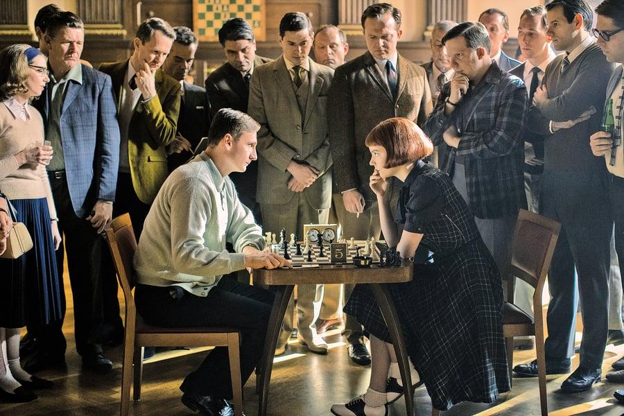 《后翼棄兵》天才女棋手的精彩傳奇