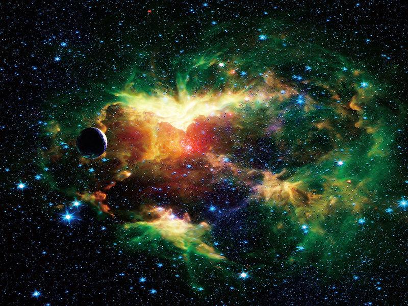 新發現銀河系內最小的流浪星球