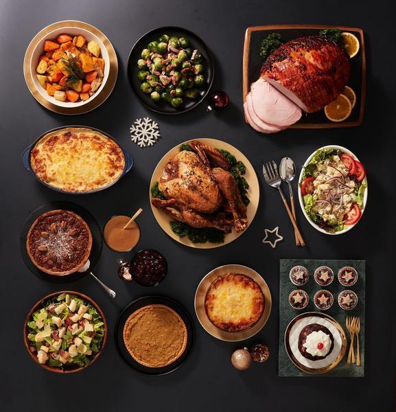 【美食資訊】安坐家中品嚐感恩節盛宴