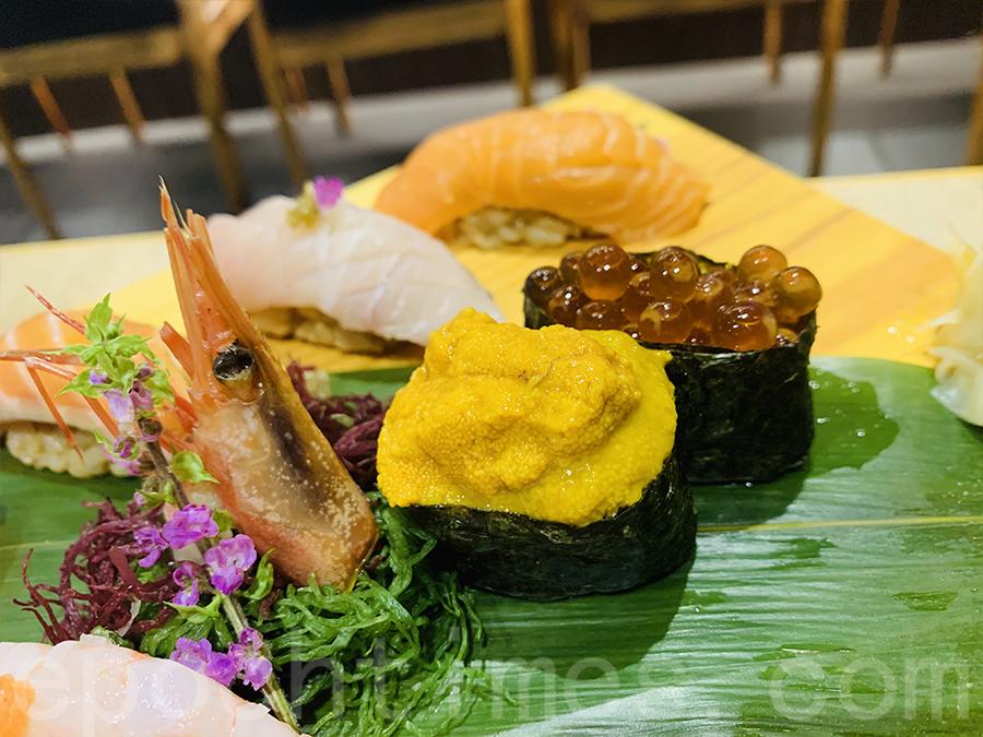 海膽味道非常新鮮,而且有輕微回甘,不會苦澀。(Siu Shan提供)