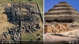 哈薩克發現金字塔 比埃及早1000年建成