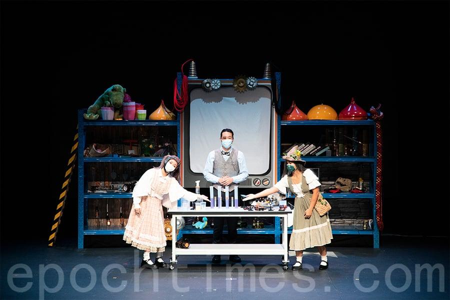【教育專題】STEAM舞台劇啟發創意思維
