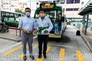 進智公交400小巴增強防疫